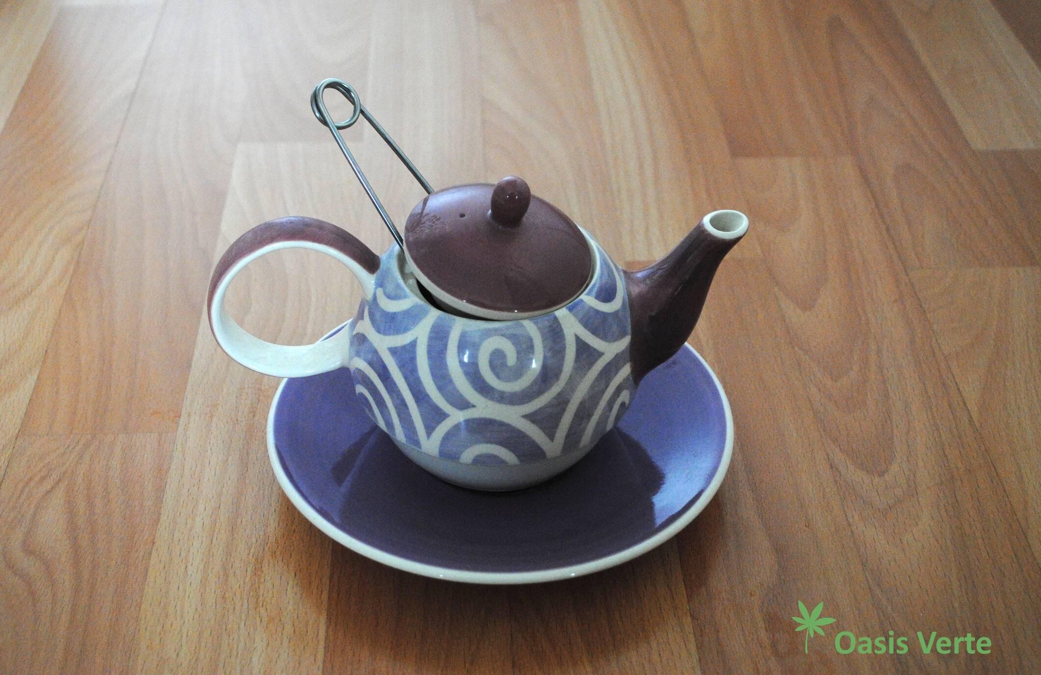 theiere the de chanvre naturicious chai avis